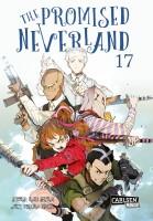 The Promised Neverland 17 (Shirai, Kaiu; Demizu, Posuka)