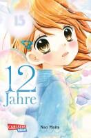 12 Jahre 15 Süße Manga-Liebesgeschichte...