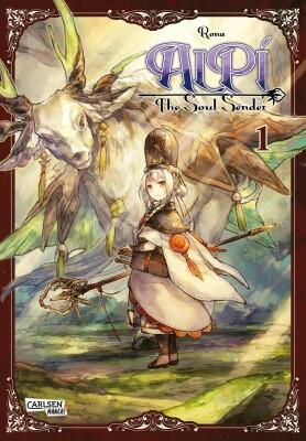 Alpi – The Soul Sender 1 Epischer Fantasy-Manga über verfluchte Fabelwesen (Rona)