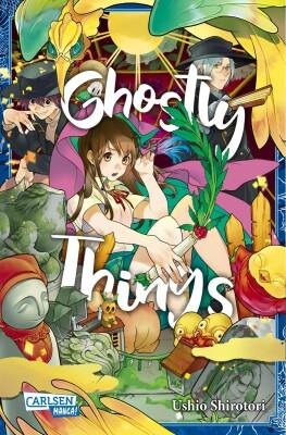 Ghostly Things 2 Eine schrecklich nette Geister-WG – Mystery-Manga mit Ghibli-Touch (Shirotori, Ushio)