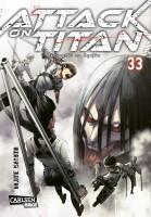 Attack on Titan 33 Atemberaubende Fantasy-Action im Kampf...