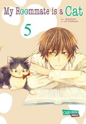My Roommate is a Cat 5 Von Katzen und Menschen aus beiden Perspektiven erzählt - eine tierische Comedy! (Minatsuki, Tsunami; Futatsuya, As)