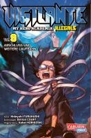 Vigilante - My Hero Academia Illegals 9  (Horikoshi,...