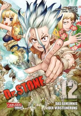 Dr. Stone 12 Verrückte Abenteuer, Action und Wissenschaft! (BOICHI; Inagaki, Riichiro)