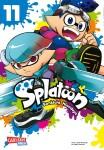 Splatoon 11 Das Nintendo-Game als Manga! Ideal für Kinder und Gamer! (Hinodeya, Sankichi)