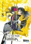The Case Study Of Vanitas 8 Vampir-Action im Steampunk-Setting (Mochizuki, Jun)