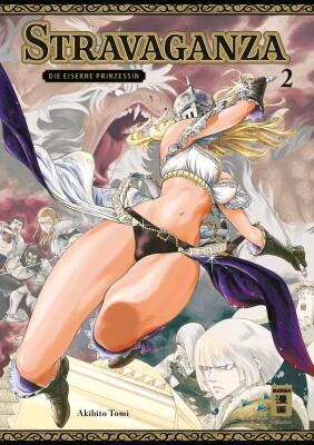 Stravaganza 02 Die eiserne Prinzessin (Tomi, Akihito)