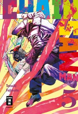 Chainsaw Man 05  (Fujimoto, Tatsuki)