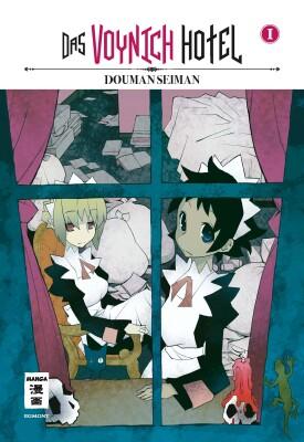 Das Voynich Hotel 01  (Douman, Seiman)