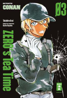 Zero's Teatime 03  (Arai, Takahiro; Aoyama, Gosho)
