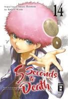 5 Seconds to Death 14  (Harawata, Saizo; Kashiwa, Miyako)