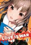 Kaguya-sama: Love is War 07  (Akasaka, Aka)