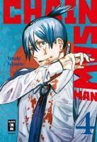 Chainsaw Man 04  (Fujimoto, Tatsuki)