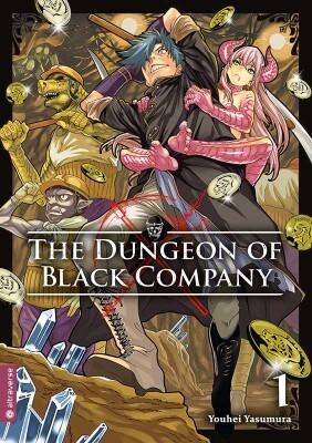 The Dungeon of Black Company 01  (Yasumura, Youhei)
