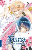 Yuna aus dem Reich Ryukyu 05  (Hibiki, Wataru)