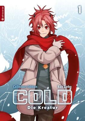 Cold - Die Kreatur Collectors Edition 01  (Zarbo, Ban)