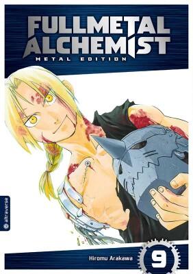 Fullmetal Alchemist Metal Edition 09  (Arakawa, Hiromu)
