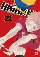 Haikyu!! – Band 22  (Furudate, Haruichi)