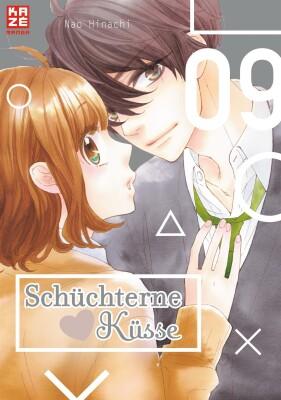 Schüchterne Küsse – Band 9 (Finale)  (Hinachi, Nao)