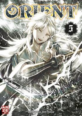 Orient – Band 5  (Ohtaka, Shinobu)