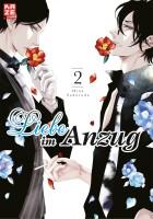 Liebe im Anzug – Band 2  (Sakurada, Hina)