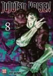 Jujutsu Kaisen – Band 8  (Akutami, Gege)
