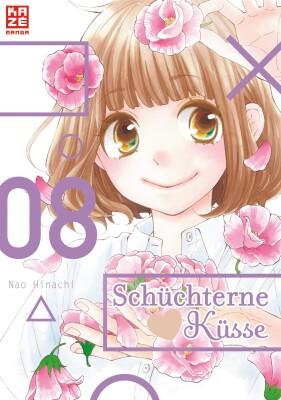 Schüchterne Küsse – Band 8  (Hinachi, Nao)