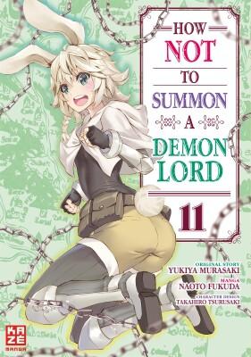How NOT to Summon a Demon Lord – Band 11  (Fukuda, Naoto)