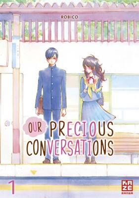 Our Precious Conversations – Band 1  (Robico)