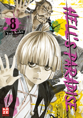 Hell's Paradise – Band 8  (Kaku, Yuji)