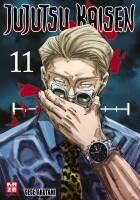 Jujutsu Kaisen – Band 11  (Akutami, Gege)