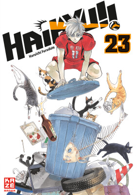Haikyu!! – Band 23  (Furudate, Haruichi)