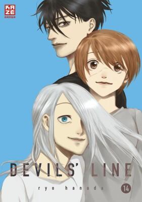 Devils' Line – Band 14 (Finale)  (Hanada, Ryo)
