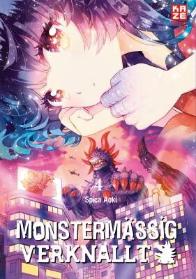 Monstermäßig verknallt – Band 4  (Aoki, Spica)