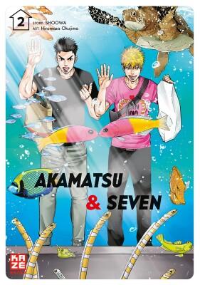 Akamatsu & Seven – Band 2  (Okujima, Hiromasa)