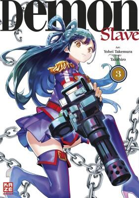 Demon Slave – Band 3  (Takemura, Yohei)