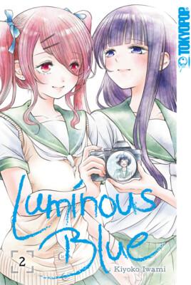 Luminous Blue 02  (Iwami, Kiyoko)