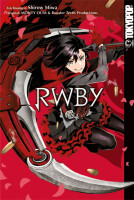 RWBY  (Shirow, Miwa; Monty Oum; Rooster Teeth Productions)