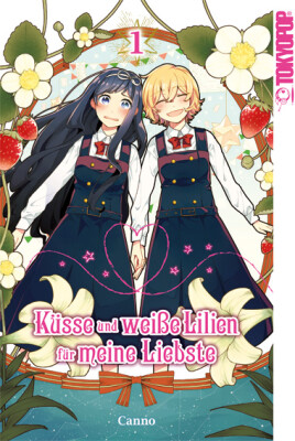 Küsse und weiße Lilien für meine Liebste 01  (Canno)
