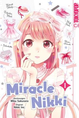 Miracle Nikki 01  (Sakurano, Mika)