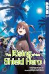 The Rising of the Shield Hero 16  (Aneko, Yusagi; Kyu, Aiya; Minami, Seira)