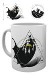 Batman Keramiktasse - Caped Crusader (320 ml)