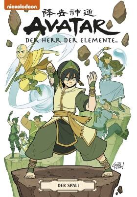 Avatar – Herr der Elemente Softcover Sammelband 3 Der Spalt (Gene Luen, Yang)