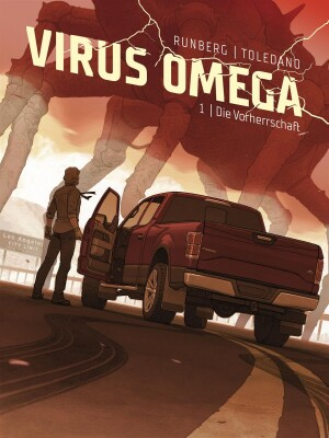 Virus Omega 1: Die Vorherrschaft (Runberg, Sylvain)