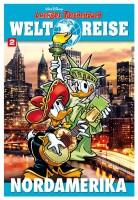 Lustiges Taschenbuch Weltreise 02 Nordamerika (Disney)