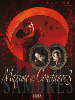 Krieg der Sambres / Maxime & Constance Band 3 (Yslaire)
