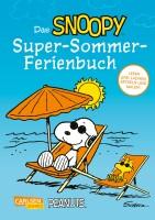 Das Snoopy-Super-Sommer-Ferienbuch Lachen, Rätseln...