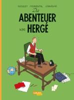 Die Abenteuer von Hergé - Erweiterte Neuausgabe...