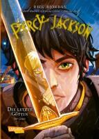 Percy Jackson (Comic) 5: Die letzte Göttin (Riordan,...