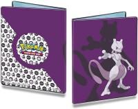Pokemon (deutsch): 9-Pocket Portfolio - Mewtu
